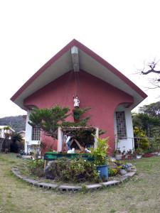 知名瀬の教会