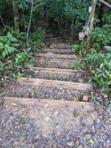 改良された階段